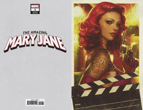 AMAZING MARY JANE #1 ARTGERM 1:500 VIRGIN VARIANT