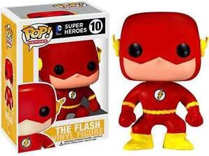 Funko Pop Figure #10 DC Super Heroes FLASH