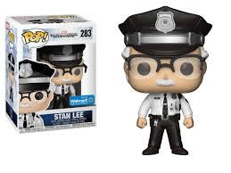 Funko Pop Captain America The Winter Soldier Stan Lee