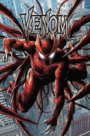 VENOM #18 1:25 Patrick Zircher Codex Variant Cover