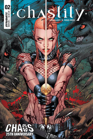 CHASTITY #2 COVER C ANACLETO