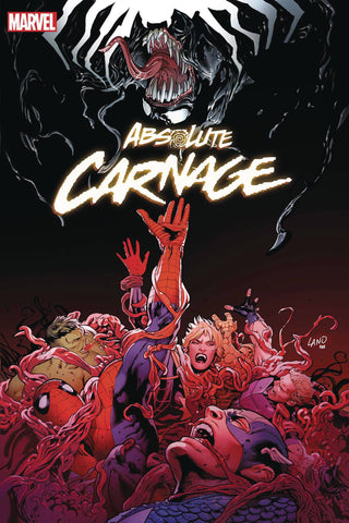 ABSOLUTE CARNAGE #5 LAND VARIANT
