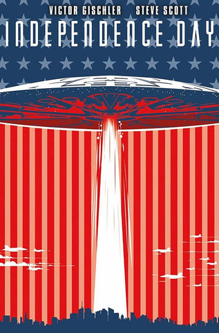 Independence Day Cover A