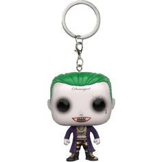 Funko POP! Joker Key Chain Regal Entertainment Group Special