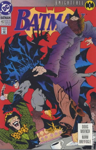 Batman Knightfall #1