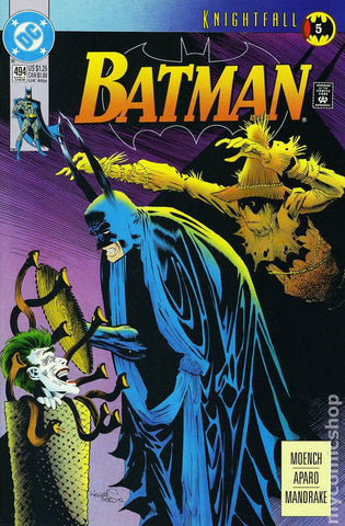 Batman Knightfall #5