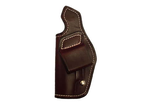 cross draw field holster by Tucker Leather