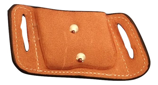 Double Angled Magazine Pouch By Tucker Leather
