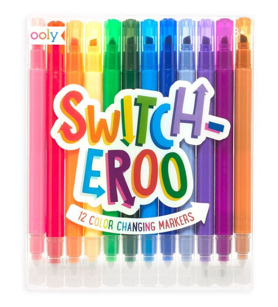 Swith-ERoo Color Changing Markers