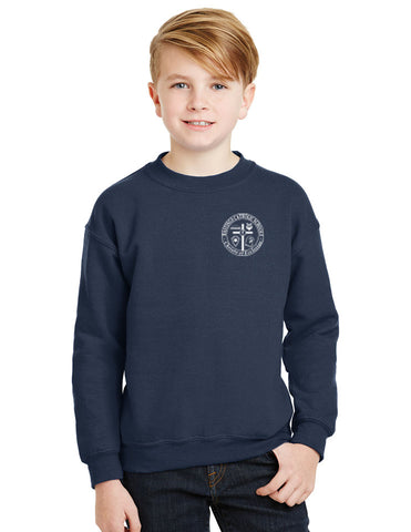 Gildan® - Youth Heavy Blend™ Crewneck Sweatshirt 18000B