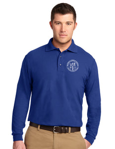 Port Authority® Cotton Feel Long Sleeve Polo HCS K500LS