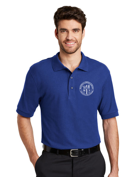 Port Authority® Cotton Feel Polo HCS K500