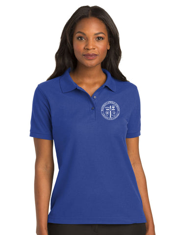 Port Authority® Ladies Cotton Feel Polo HCS L500