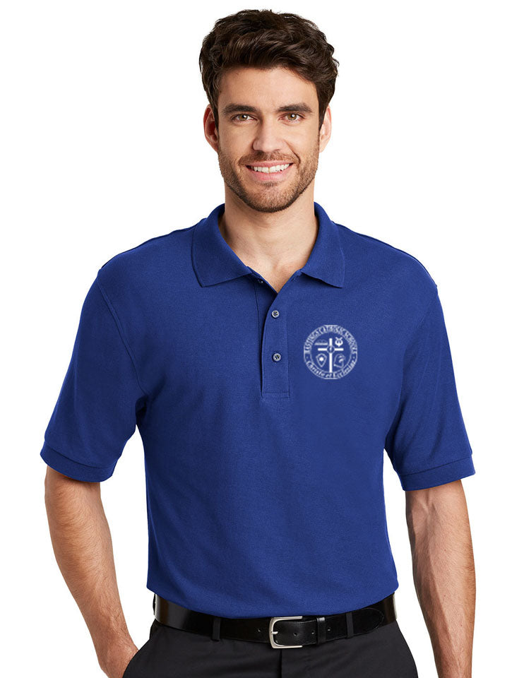 Port Authority® Tall Cotton Feel Polo HCS TLK500