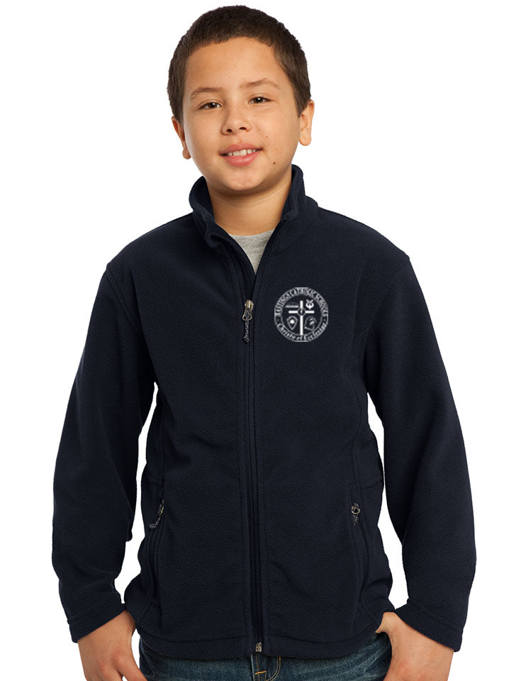 Port Authority® Youth Value Fleece Jacket HCS Y217