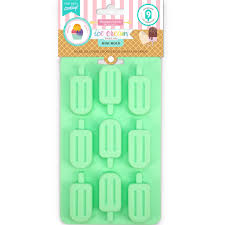 Ice Cream Parlor Mini Popsicle Mold