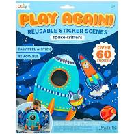 Play Again Sticker Scenes