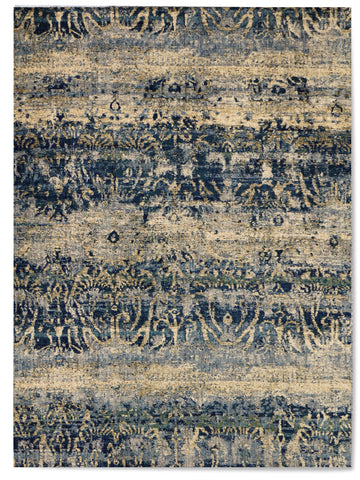 Antiquity - Blue, Rug - Jordans Flooring Outlet