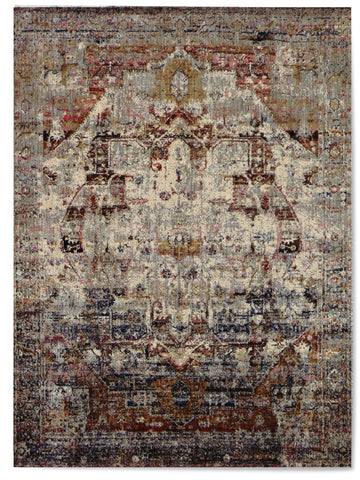 Antiquity - Rust, Rug - Jordans Flooring Outlet