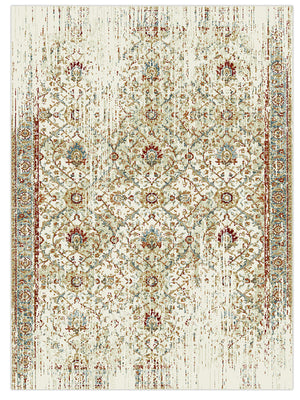 Decor - Ivory Multi 8122W