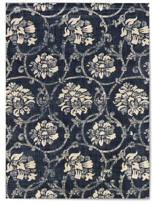 Reflections - Bold Navy, Rug - Jordans Flooring Outlet
