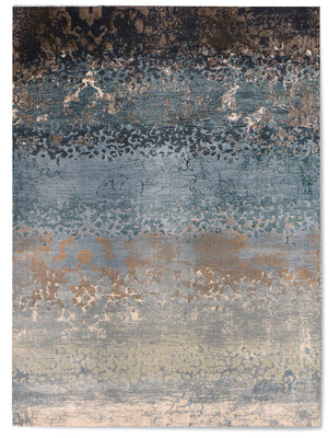 Reflections - Azure, Rug - Jordans Flooring Outlet