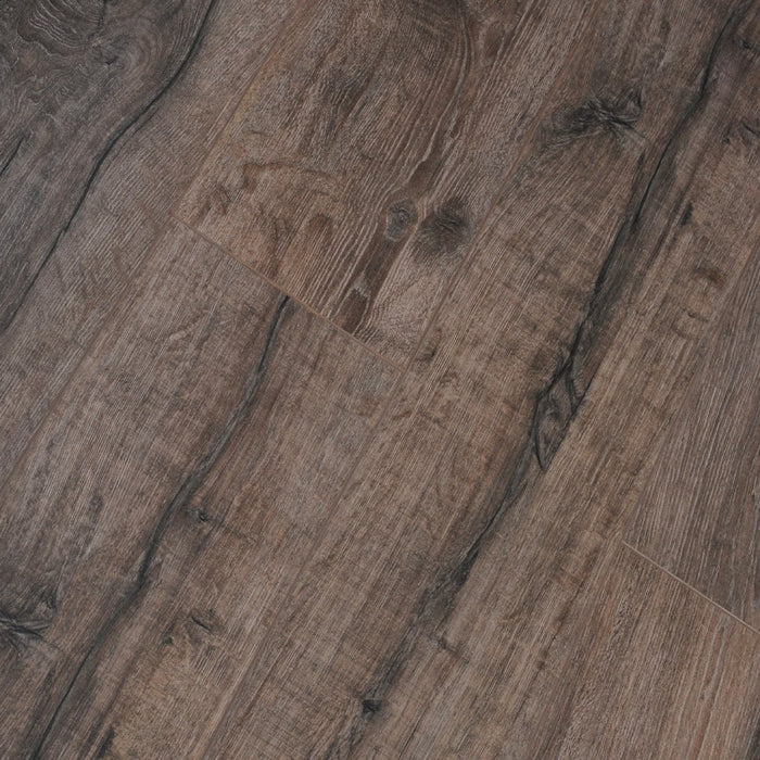 12mm Laminate Tower Oak - Grey