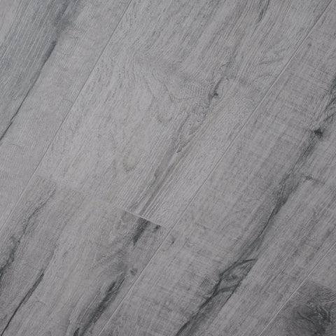 12mm Laminate Tower Oak - White, Laminate - Jordans Floor Covering
