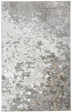 Alloy - Silver/Grey | Area Rug