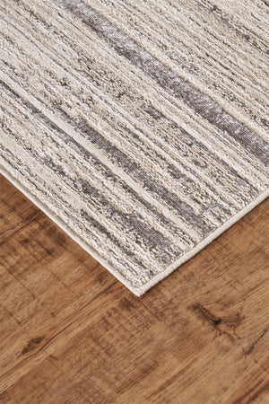 Alloy - Black/Dark Grey | Area Rug
