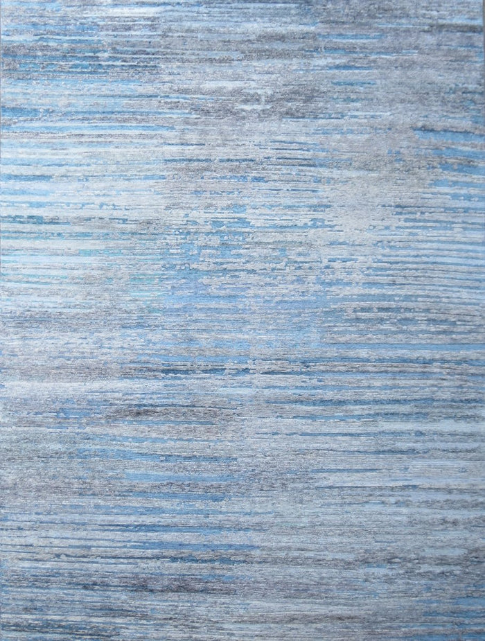 Glacier Park - Natural/Blue | Area Rug