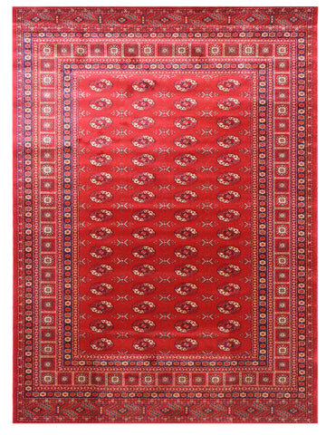 Heirloom - Merlot Bokhara, Rug - Jordans Flooring Outlet