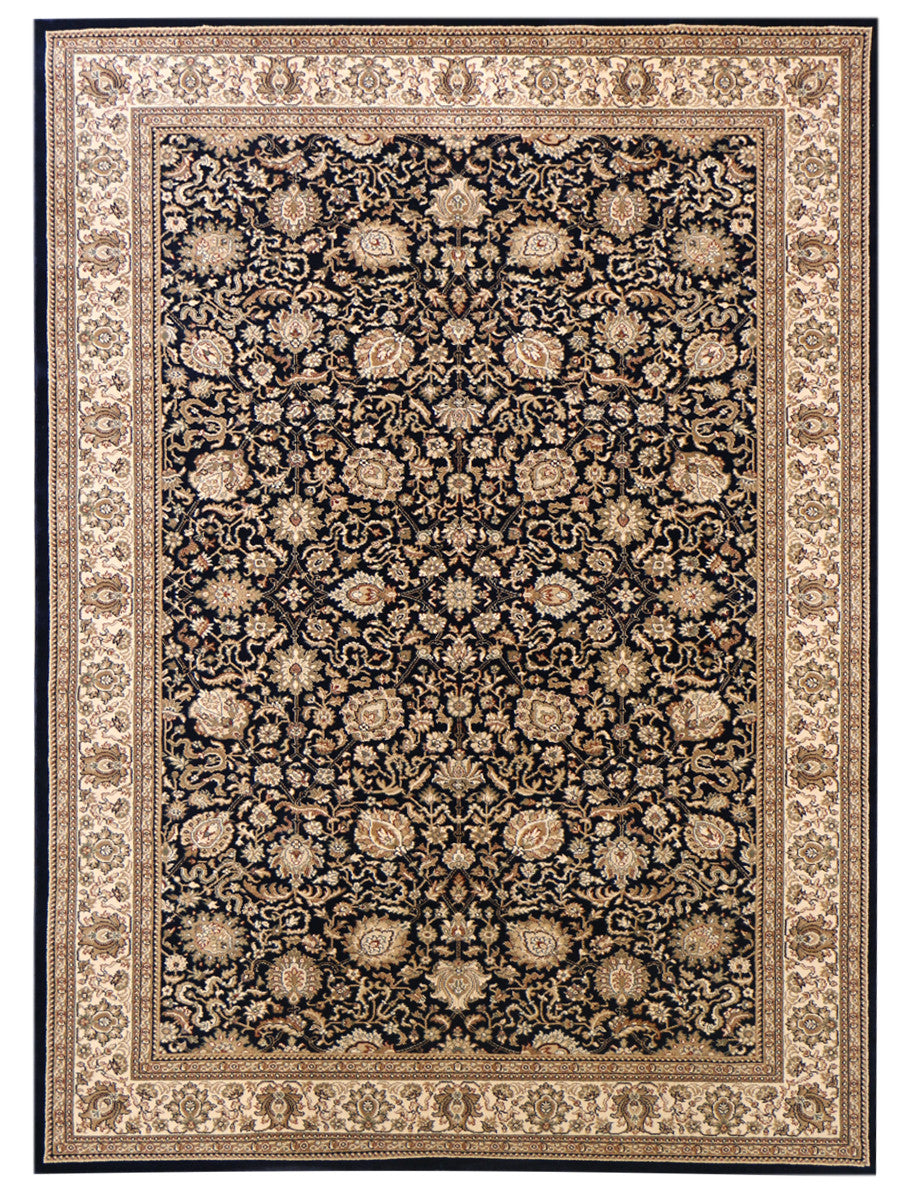 Heirloom - Navy, Rug - Jordans Flooring Outlet