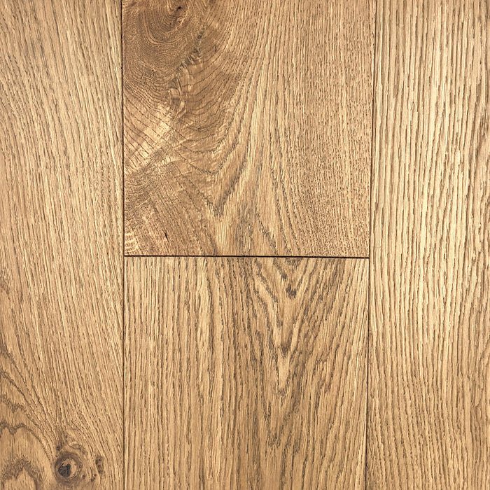 Castle Collection European White Oak - Camber