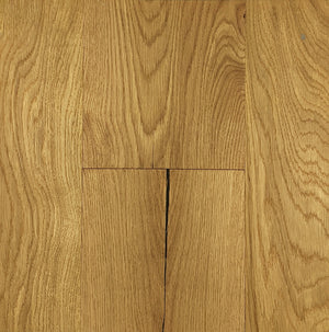 Castle Collection European White Oak - Canterbury Natural Hardwood - Jordans Flooring Outlet