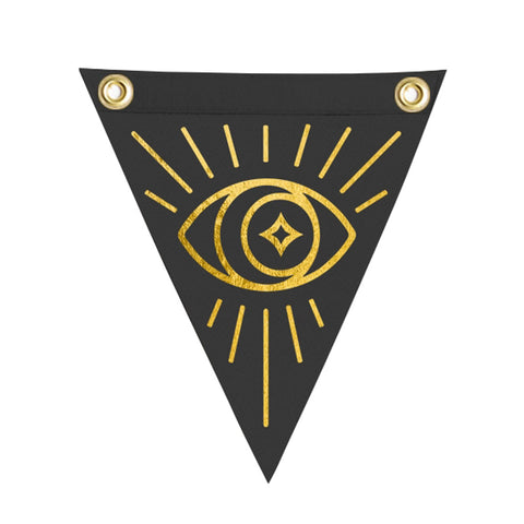 Eye Mini Flag