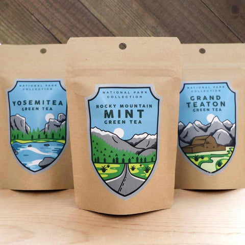 Lamie Wellness Tea Co. - National Park Tea