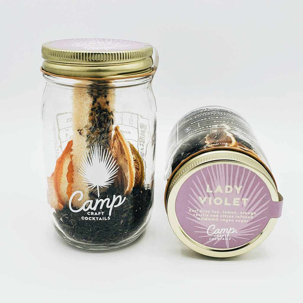 Camp Craft Cocktail Kits