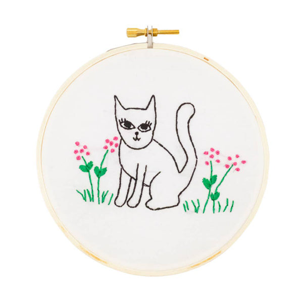 Embroidery Craft Kits