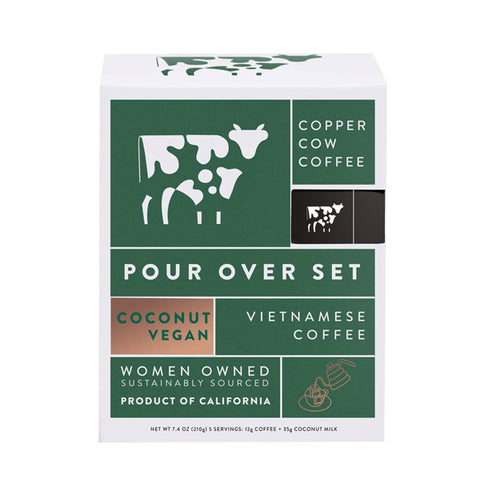 Coconut Coffee Kit