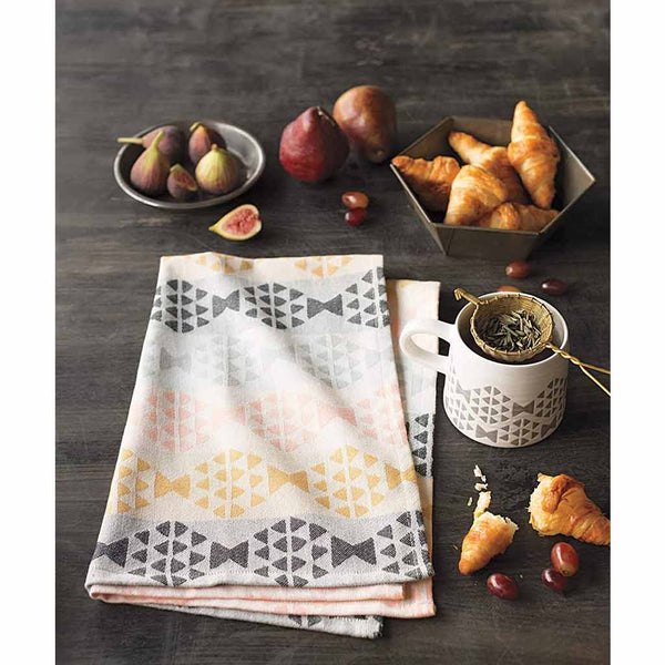 Jacquard Tea Towel - Zephyr