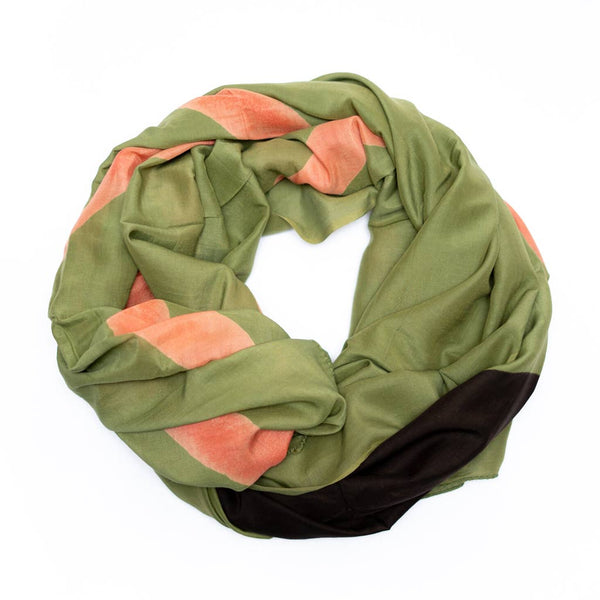 Fern Scarf - City Bird