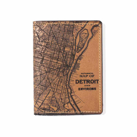 Passport Wallet - City Bird