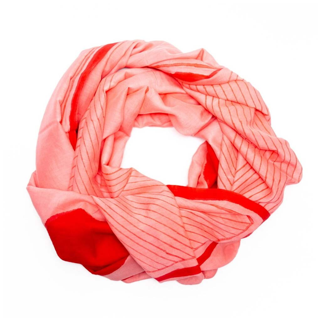 Rosa Scarf - City Bird