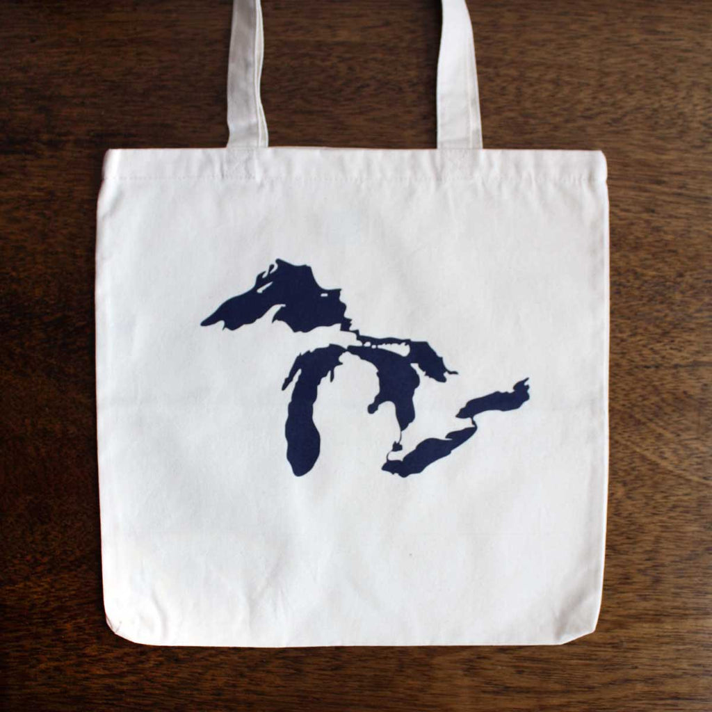 Great Lakes Tote - City Bird
