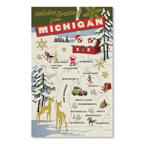 Greetings from Michigan Boxed Set