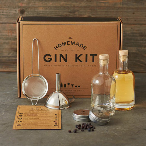 Homemade Gin Kit - City Bird