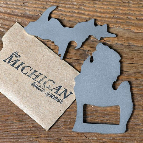 Michigan Bottle Opener - City Bird