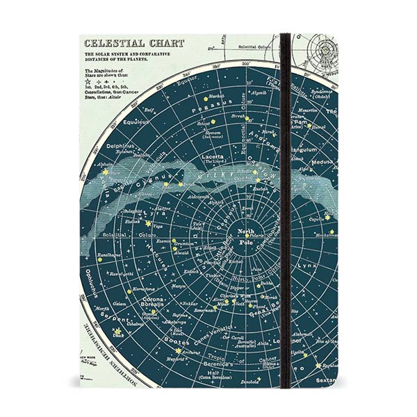 "Cavallini Notebooks - 6"" x 8"""