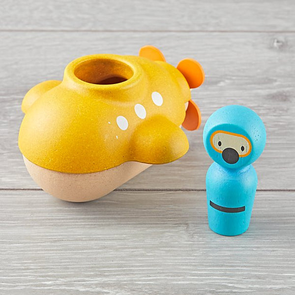 Submarine Bath Toy - City Bird